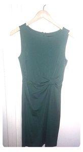 A green Ann Taylor Dress size 4